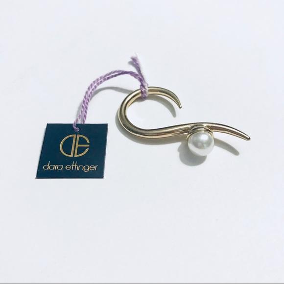 Dara Ettinger Jewelry - Dara Ettinger Pearl and Gold Ring